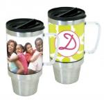 24 Travel Tumblers - $6.25 each