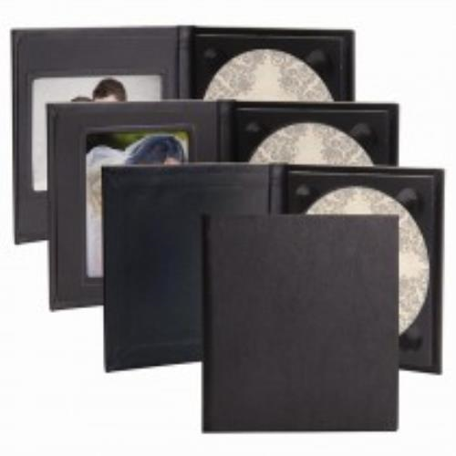 CD/DVD Folio case of 12