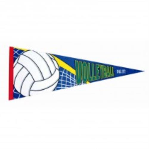 Volleyball Pennant (case of 50)